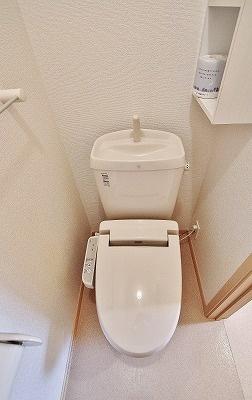 グロリア[1LDK/37.13m2]のトイレ