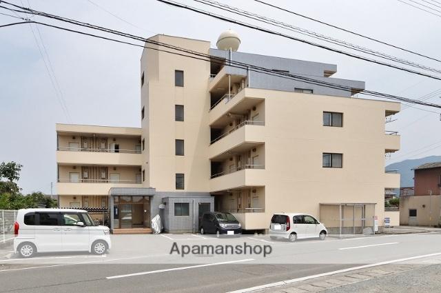 徳島県吉野川市、鴨島駅徒歩11分の築24年 5階建の賃貸マンション