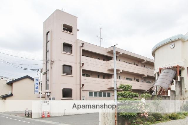 徳島県吉野川市、鴨島駅徒歩2分の築32年 4階建の賃貸マンション