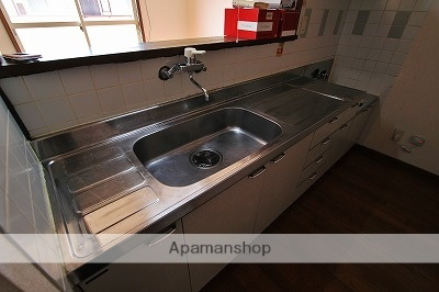 エクセレントドリームタウンⅡ[3DK/66.24m2]のキッチン