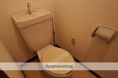 エクセレントドリームタウンⅡ[3DK/66.24m2]のトイレ