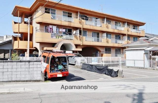 徳島県吉野川市、鴨島駅徒歩15分の築27年 3階建の賃貸マンション