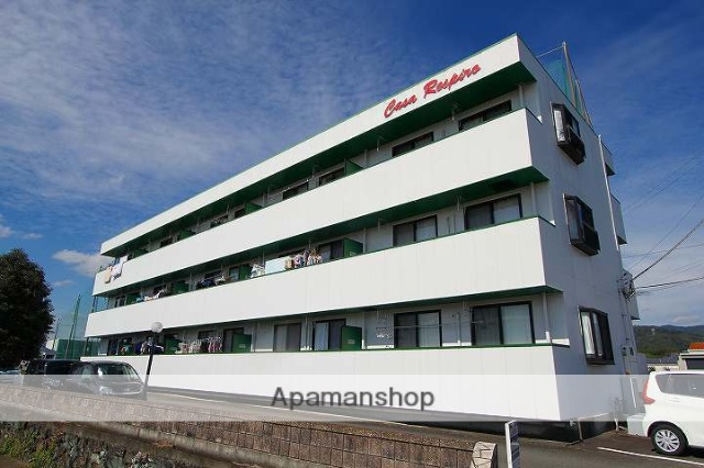 徳島県阿波市、牛島駅徒歩60分の築13年 3階建の賃貸アパート