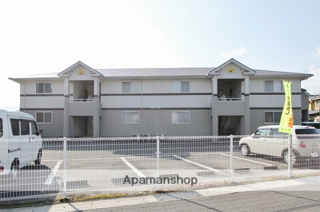 徳島県吉野川市、鴨島駅徒歩5分の築22年 2階建の賃貸アパート