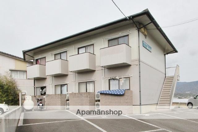 徳島県板野郡板野町、板野駅徒歩25分の築13年 2階建の賃貸アパート