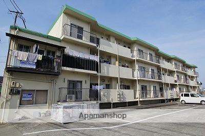 徳島県吉野川市、鴨島駅徒歩11分の築41年 3階建の賃貸マンション