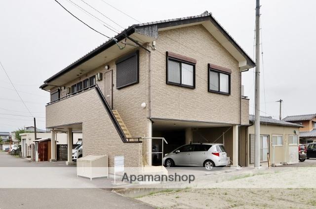 徳島県吉野川市、鴨島駅徒歩20分の築10年 2階建の賃貸アパート