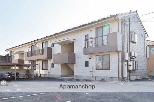 徳島県吉野川市、鴨島駅徒歩11分の築25年 2階建の賃貸アパート