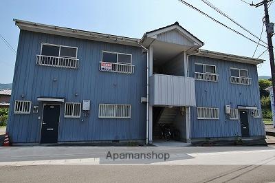 徳島県吉野川市、阿波山川駅徒歩18分の築22年 2階建の賃貸アパート
