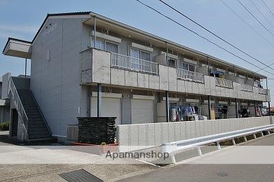 徳島県名西郡石井町、石井駅徒歩6分の築23年 2階建の賃貸アパート