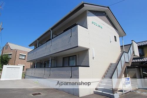 徳島県吉野川市、鴨島駅徒歩5分の築17年 2階建の賃貸アパート