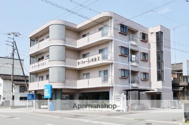 徳島県吉野川市、鴨島駅徒歩6分の築20年 4階建の賃貸マンション