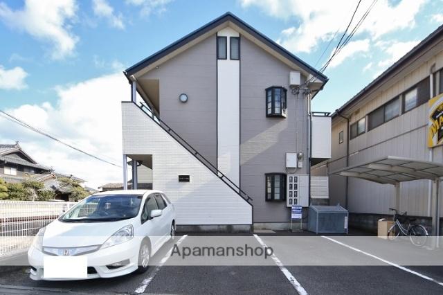 徳島県吉野川市、麻植塚駅徒歩20分の築21年 2階建の賃貸アパート