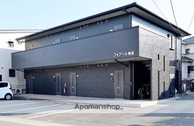徳島県吉野川市、鴨島駅徒歩7分の築16年 2階建の賃貸アパート