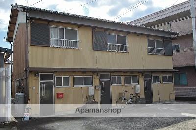 徳島県吉野川市、鴨島駅徒歩11分の築37年 2階建の賃貸アパート