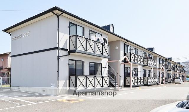 徳島県吉野川市、鴨島駅徒歩16分の築20年 2階建の賃貸アパート