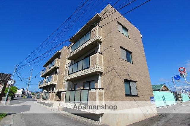 徳島県吉野川市、鴨島駅徒歩6分の築13年 3階建の賃貸マンション
