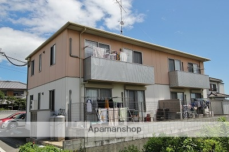 徳島県板野郡上板町、石井駅徒歩90分の築12年 2階建の賃貸アパート