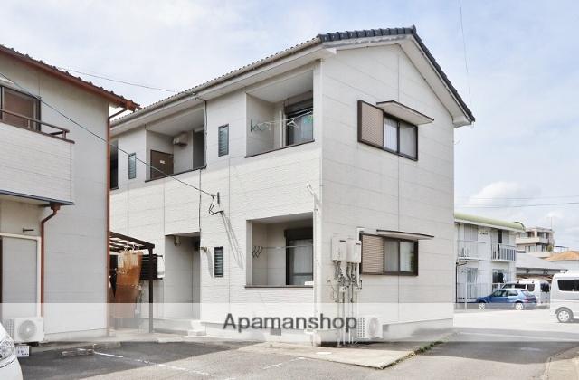 徳島県吉野川市、鴨島駅徒歩10分の築19年 2階建の賃貸アパート