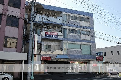 徳島県吉野川市、鴨島駅徒歩9分の築24年 4階建の賃貸マンション