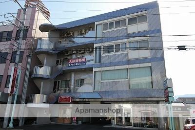 徳島県吉野川市、鴨島駅徒歩9分の築26年 4階建の賃貸マンション