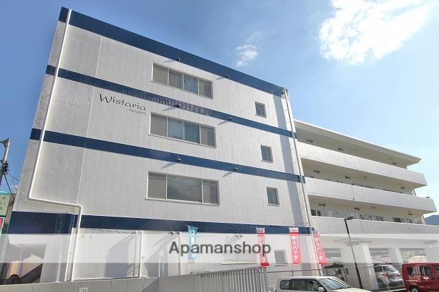 徳島県吉野川市、鴨島駅徒歩9分の築25年 4階建の賃貸マンション