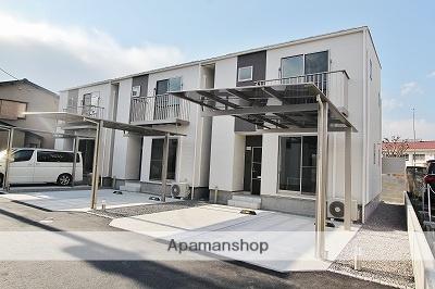 徳島県吉野川市、鴨島駅徒歩6分の築1年 2階建の賃貸一戸建て