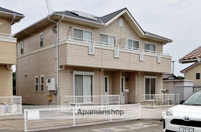 徳島県名西郡石井町、石井駅徒歩30分の築11年 2階建の賃貸アパート
