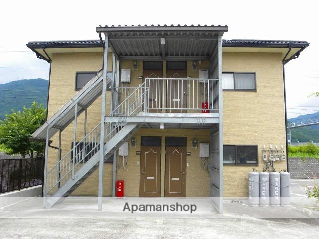 徳島県三好郡東みよし町、辻駅徒歩30分の築12年 2階建の賃貸アパート