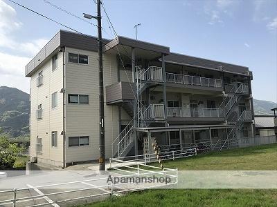 徳島県三好郡東みよし町、辻駅徒歩40分の築18年 3階建の賃貸マンション