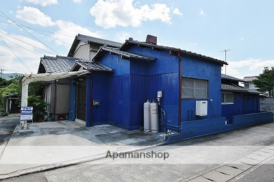 徳島県吉野川市、鴨島駅徒歩17分の築49年 1階建の賃貸一戸建て