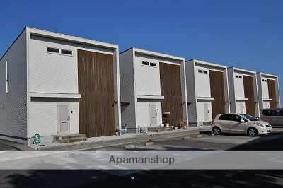徳島県阿波市の築7年 2階建の賃貸一戸建て