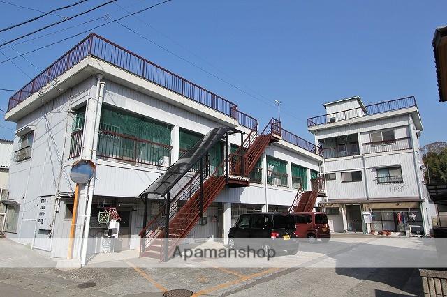 徳島県美馬市、小島駅徒歩50分の築40年 3階建の賃貸マンション