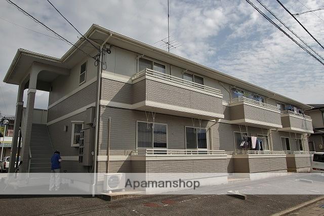 徳島県吉野川市、麻植塚駅徒歩20分の築22年 2階建の賃貸アパート