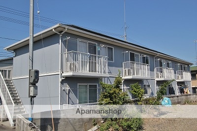 徳島県吉野川市、鴨島駅徒歩10分の築21年 2階建の賃貸アパート