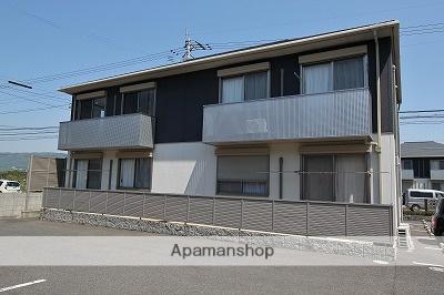 徳島県吉野川市、阿波山川駅徒歩25分の築10年 2階建の賃貸アパート