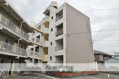 徳島県名西郡石井町、石井駅徒歩10分の築33年 4階建の賃貸マンション