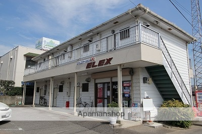 徳島県吉野川市、鴨島駅徒歩10分の築25年 2階建の賃貸アパート