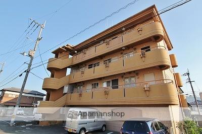 徳島県吉野川市、麻植塚駅徒歩20分の築29年 4階建の賃貸マンション