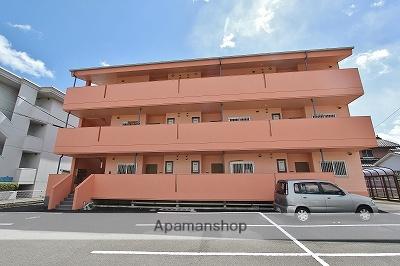 徳島県吉野川市、麻植塚駅徒歩17分の築21年 3階建の賃貸マンション