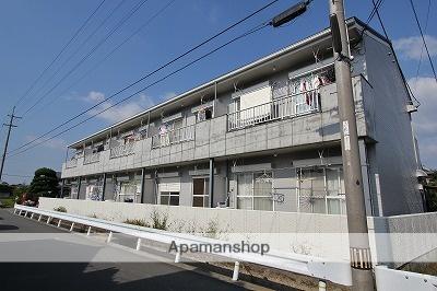 徳島県名西郡石井町、石井駅徒歩6分の築22年 2階建の賃貸アパート