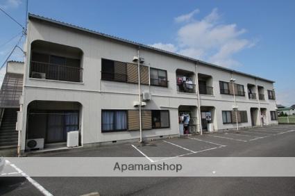 徳島県吉野川市、阿波山川駅徒歩8分の築28年 2階建の賃貸アパート