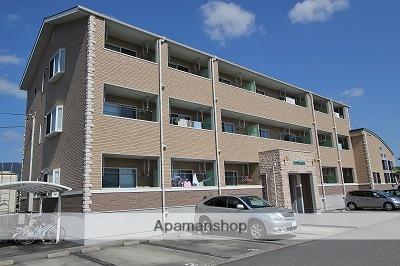 徳島県阿波市、西麻植駅徒歩69分の築8年 3階建の賃貸マンション