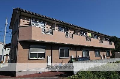徳島県吉野川市、阿波川島駅徒歩16分の築13年 2階建の賃貸アパート