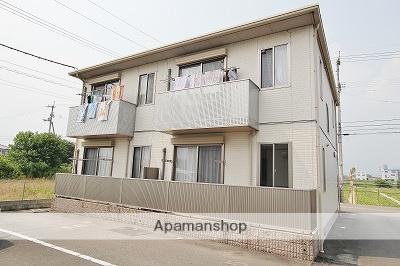 徳島県吉野川市、麻植塚駅徒歩17分の築10年 2階建の賃貸アパート