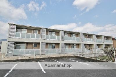 徳島県阿波市、鴨島駅徒歩57分の築5年 2階建の賃貸アパート
