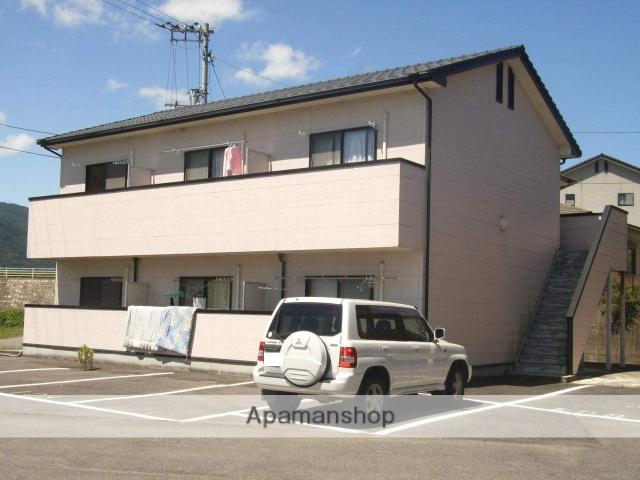 徳島県三好郡東みよし町、辻駅徒歩30分の築14年 2階建の賃貸アパート