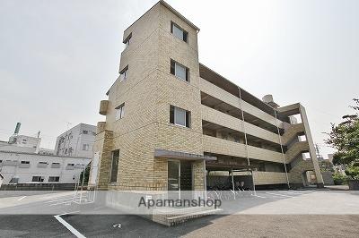 徳島県吉野川市、鴨島駅徒歩4分の築30年 4階建の賃貸マンション