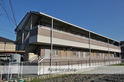 徳島県名西郡石井町、石井駅徒歩30分の築19年 2階建の賃貸アパート