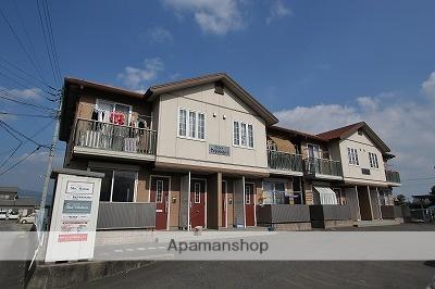 徳島県吉野川市、麻植塚駅徒歩12分の築12年 2階建の賃貸アパート